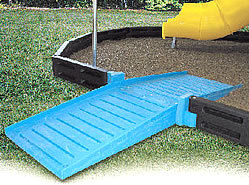 ADA Playground Ramps