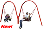swingset structures for special needs
