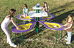 4 table sand table/ ADA Sand and Water Tables