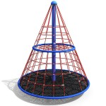 apollo full size rotating climber/ Rotating Play Climbers