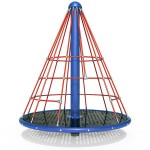 special needs climber apollo mini/ Rotating Play Climbers