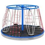 quad pods rotating climber/ Rotating Play Climbers