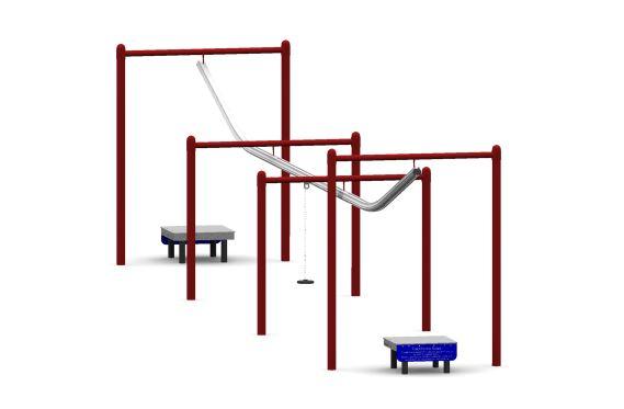 special needs zipline